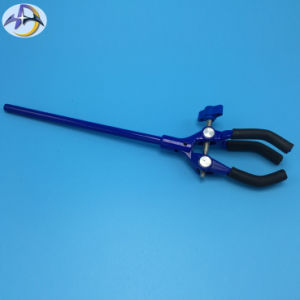 Three Finger Extension Clamp for Laboratory Hardware