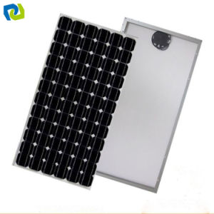 Manufacturer Monocrystalline PV System Solar Panel pictures & photos