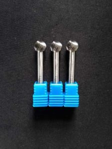 Carbide Burrs (SD type) with Excellent Endurance
