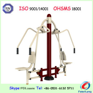 Kids Outdoor Fitness Playground Gym Amusement Outdoor Park Equipment pictures & photos