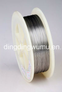 Pure Molybdenum Wire for Lamp pictures & photos