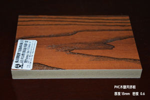 Home Decoration 4X8 Wood Grain Laminated Board for Kitchen Cabinet/Wall Panels pictures & photos