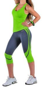Sport Fitness Pants, Capris Yoga Pants pictures & photos