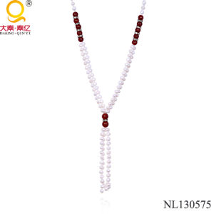 Freshwater Pearl Necklace Made in China Manufacturer pictures & photos