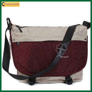 Fashion Cotton Fabric Casual Sport Sling Bag (TP-SD092) pictures & photos