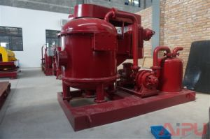 High Quality Oilfield Drilling and Petroleum Vacuum Degasser pictures & photos