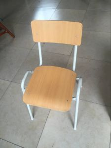 Simple Student Chair for School Furniture pictures & photos