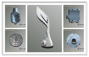 Quality Assured Aluminum Alloy Die Casting for Turbine Blade pictures & photos