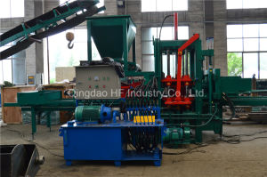 Qt4-20 Concrete Hollow Paver Block Making Machine Brick Making Machine pictures & photos