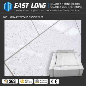 Cheap Sparkling Polished Quartz Stone Tiles for Wholesale Engineered Stone Slabs pictures & photos