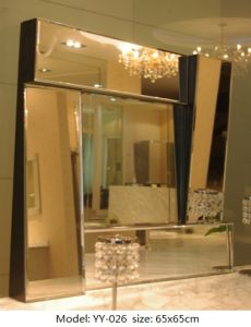 Square Decorative Mirror Hotel Wall Mirror pictures & photos