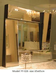 Square Decorative Mirror Hotel Wall Mirror