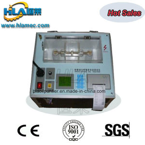 on Line Digital Display Type Transformer Oil Dielectric Strength Tester pictures & photos