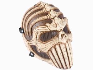 """Spine Tingler"" Tactical Airsoft Paintball Mask (WS20910)"