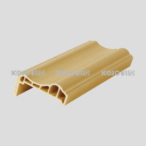 Easily Installed WPC Interior Decorative Material Architrave (MT-7031A) pictures & photos