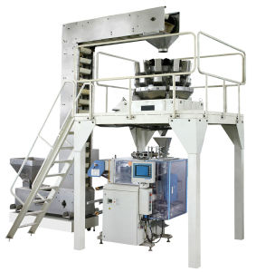 Bag Making and Packing Machine (EC-420) pictures & photos