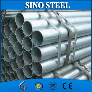 Q195 Hot Dipped Galvanized Steel Pipe for Building Material pictures & photos