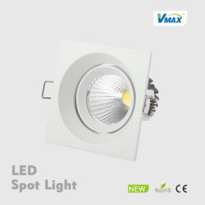Recessed Installing 5W Recessed Spotlight LED pictures & photos