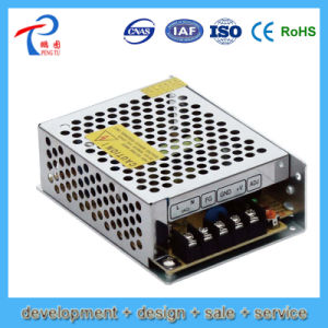 P25-B AC DC Various Output 3.3V 5V 9V 12V 15V 24V 48V Regulated Switching Power Supply with 3 Years Warrranty From China Manufacture