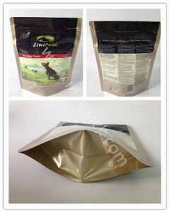 Dog Food Printed Packaging Zipper Bag pictures & photos