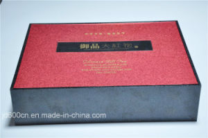Red Tea Packaging Box with Small Box Inside Customized Accept pictures & photos