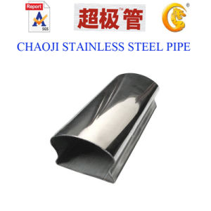 201, 304 Stainless Steel Tube for Handrail pictures & photos