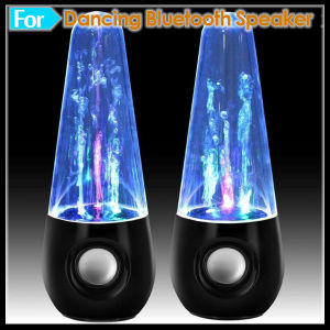 New Arrival Bluetooth Speaker with LED Water Show pictures & photos