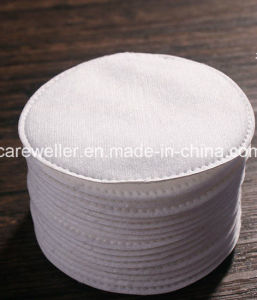 Round Cosmetic Cotton Pad for Skin Care pictures & photos
