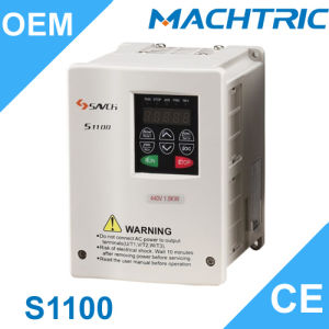 ISO 9001, ISO14001, CE AC Motor Driver S1100 Inverter pictures & photos