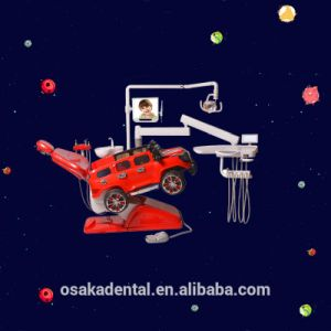 China Manufacturers Dental Equipment Cartoon Children Dental Chair with Ce Approved pictures & photos