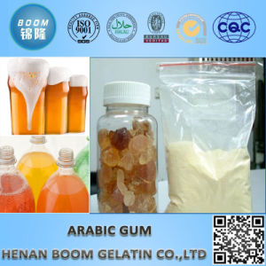 Arabic Gum as Foam Stablizer in Beer pictures & photos