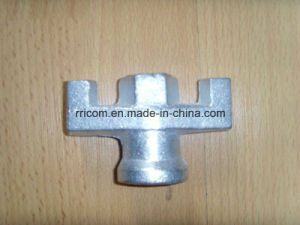 Galvanized Forged Scaffold Steel Wing Nut for Formwork pictures & photos
