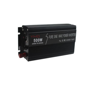 500W Pure Sine Wave Inverter with Ce Approval pictures & photos