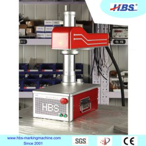 High Quality End Pump 10W Laser Marking Machine for Products Surface Marking pictures & photos