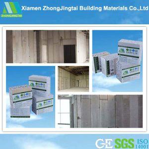 Prefabricated Building Steel Foam Core Sandwich Panels pictures & photos