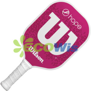 Hard Paddle Racket Pickleball Paddle (HTS5019) pictures & photos