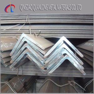 High Quality Equal and Unequal Structural Galvanized Angle Iron pictures & photos