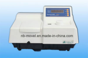 Visible Spectrophotometer with Cheap Price for Lab pictures & photos