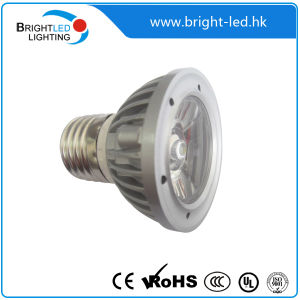 3W E27/GU10/MR16 CE Indoor LED Spot Light pictures & photos