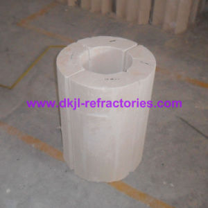 Fire Proof Calcium Silicate Pipe Cover Made in China pictures & photos