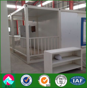 China Supplier Modular Movable Container House pictures & photos