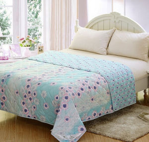 100% Cotton Summer Quilt New Design Manufacturer (T140) pictures & photos