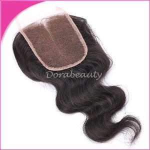 Wholesale Body Wave Closure Hair Accessories pictures & photos