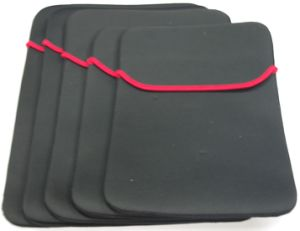"""Black Neoprene 15.4"""" Laptop Sleeve Bag for Computer (SI088) pictures & photos"""
