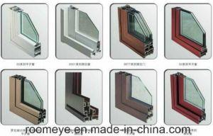 Zhejiang Ex-Factory Price Double Glazed Aluminum Casement Glass Door pictures & photos