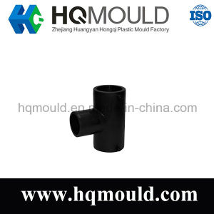 Plastic Injection Pipe Fitting Mould for Tee pictures & photos