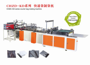 Express Courier Bag Making Machine pictures & photos