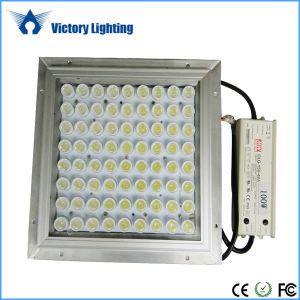 100W Filling Station Light LED Canopy Light with Bridgelux Chip pictures & photos