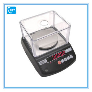 Digital Lab High Precision Analytical Electronic Balance 210g/0.0001g pictures & photos