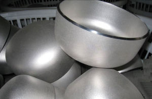 Stainless Steel 316 Butt Welded Pipe Cap, Pipe Fittings Cap pictures & photos